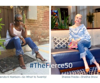 The Fierce 50 Campaign // Meet Glenda K. Harrison