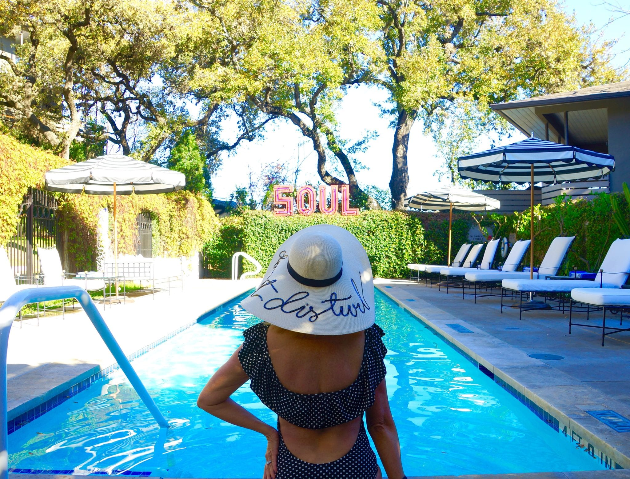 What to Pack for a Trip to Austin, TX // The Hotel Saint Cecilia