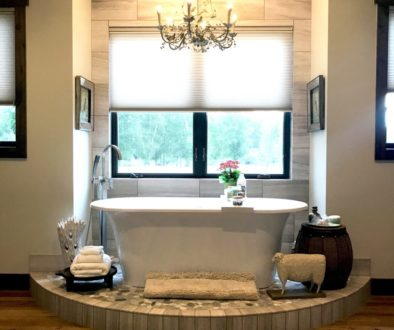 Colorado Home Master Bath Reveal