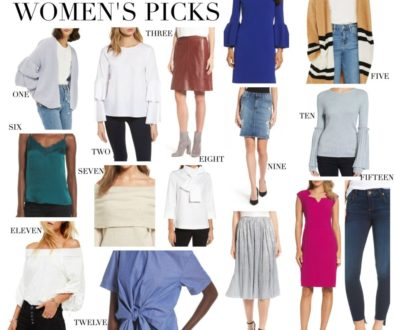 Nordstrom Anniversary Sale Open To Public | Our Women's Fashion Picks