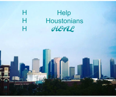 SheShe's Weekend Wanderings | Help Houstonians Heal
