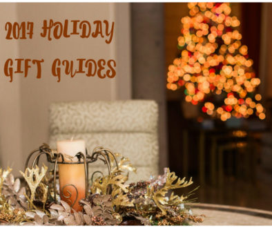 SheShe's 2017 Curated Holiday Gift Guides