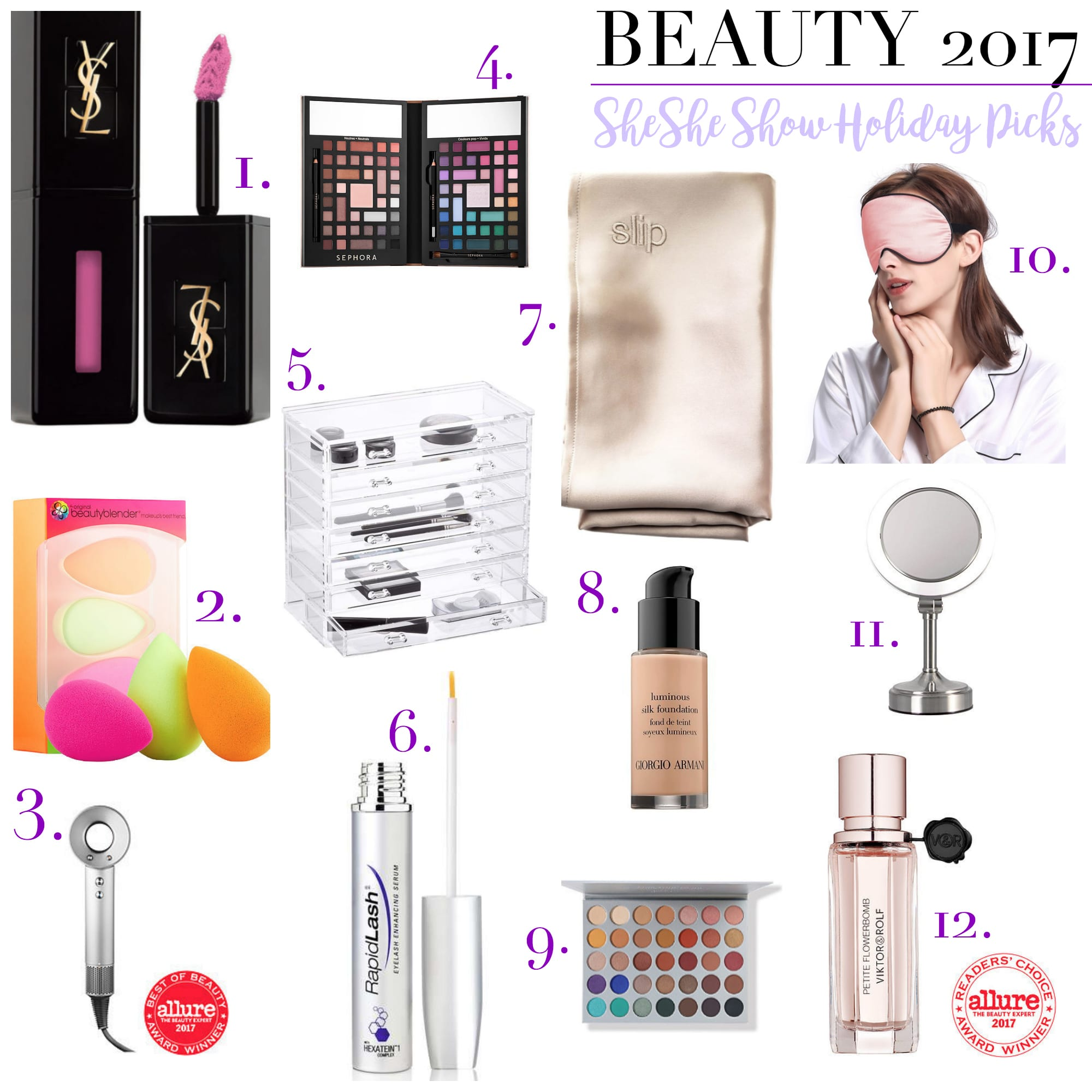gift guide, beauty