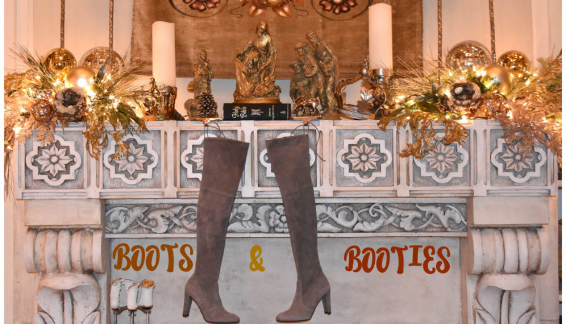 Holiday Gift Guides 2017 | Boots & Booties