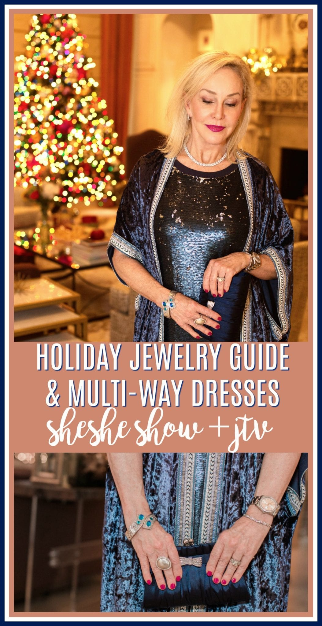 Holiday, JTV, styling, christmas, jewelry