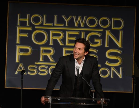 Bradley Cooper, Hollywood Foreign Press Association, golden globes