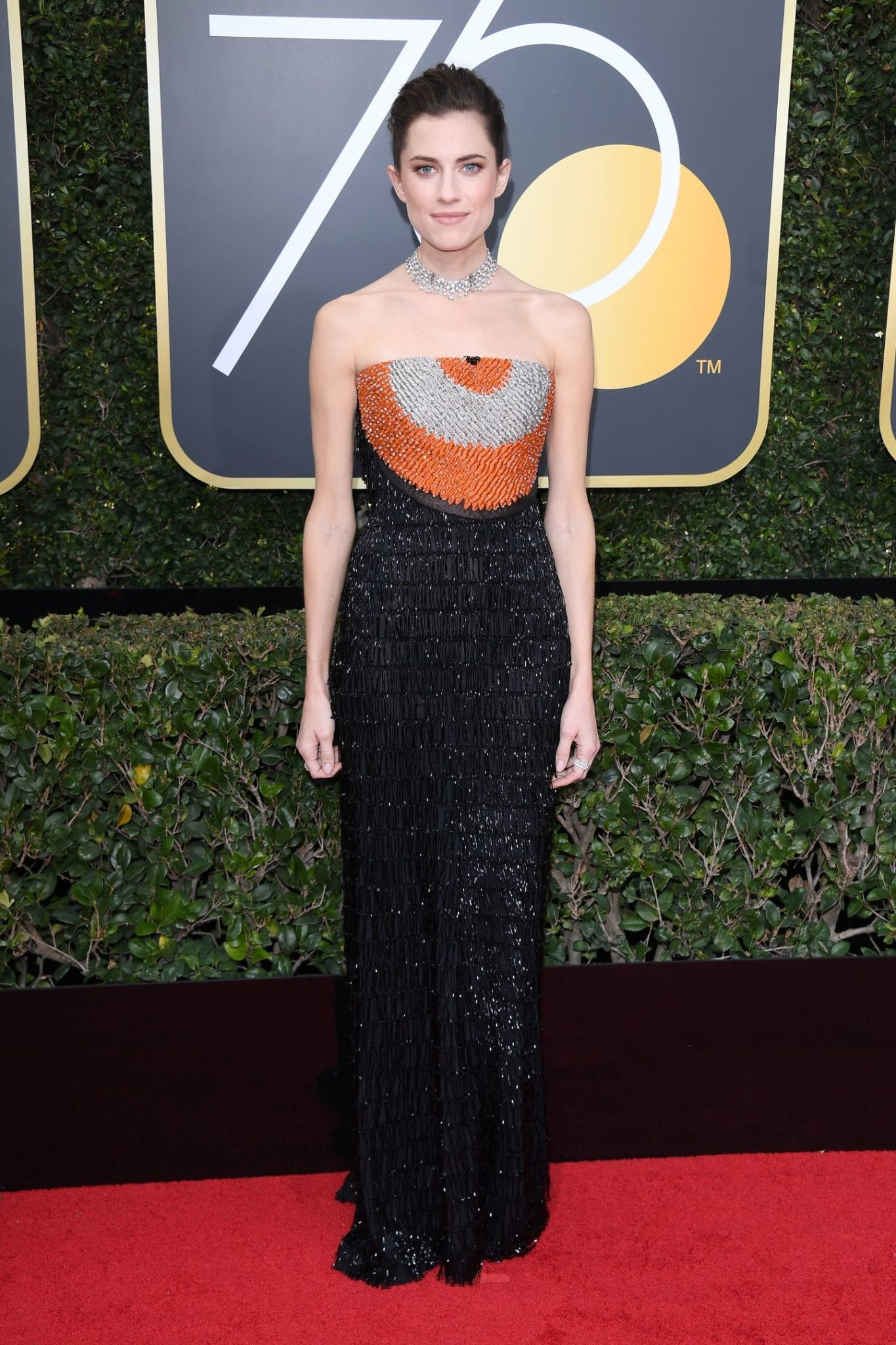 golden globes, best dresses, allison williams, times up, gowns, fashion, style