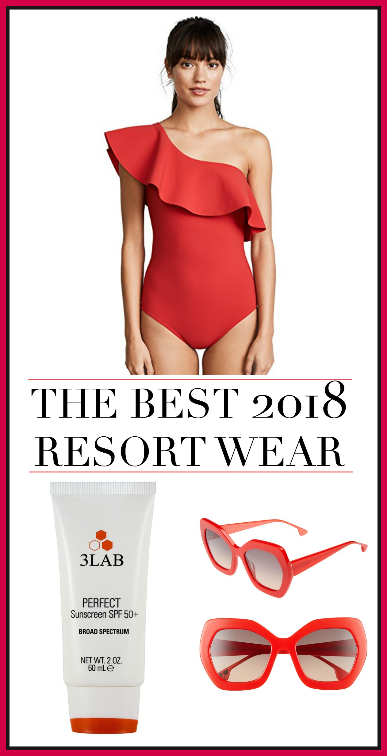 best resort wear, top resort wear, resort wear 2018, summer 2018, summer fashion, summer trends