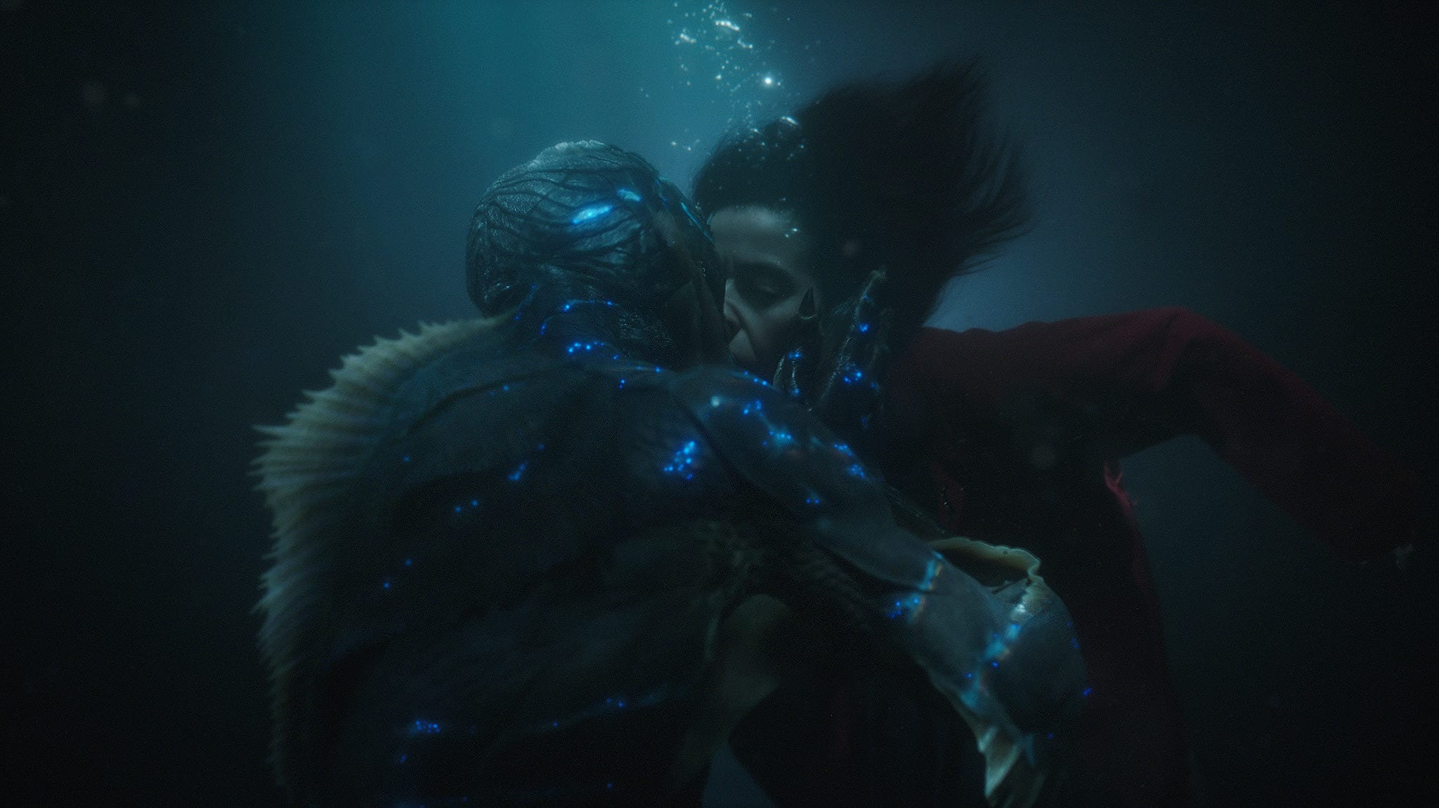 the shape of water, golden globes, drama, film