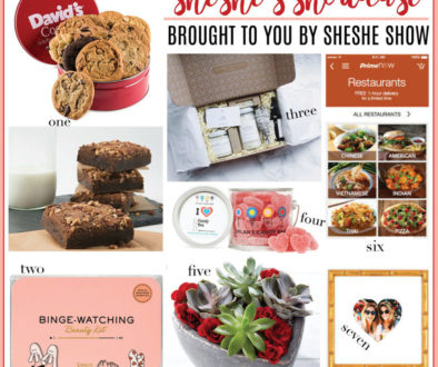 SheShe's Showcase | The Best Valentine's Delivery Services