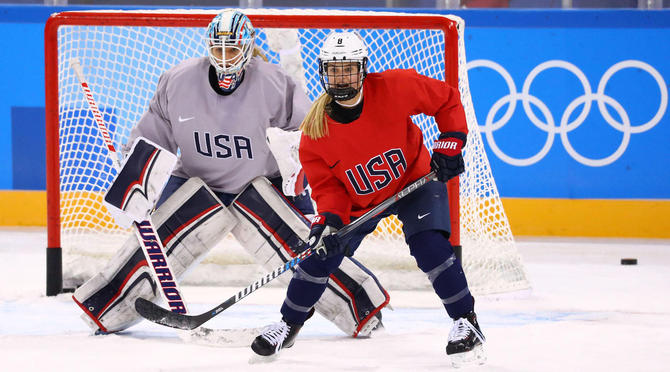 hockey, women's hockey, USA, winter olympics