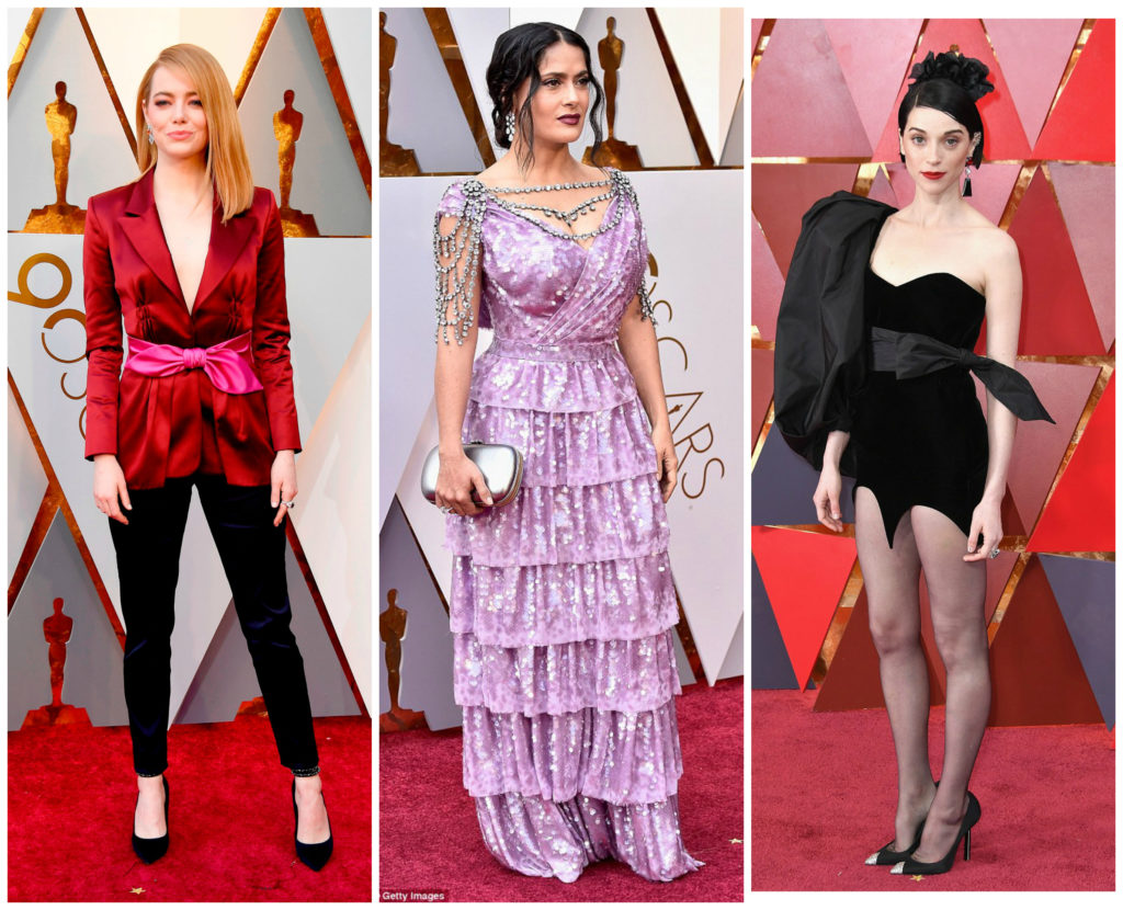 2018 Oscar Best, Worst and Just So So Dresses - SheShe Show