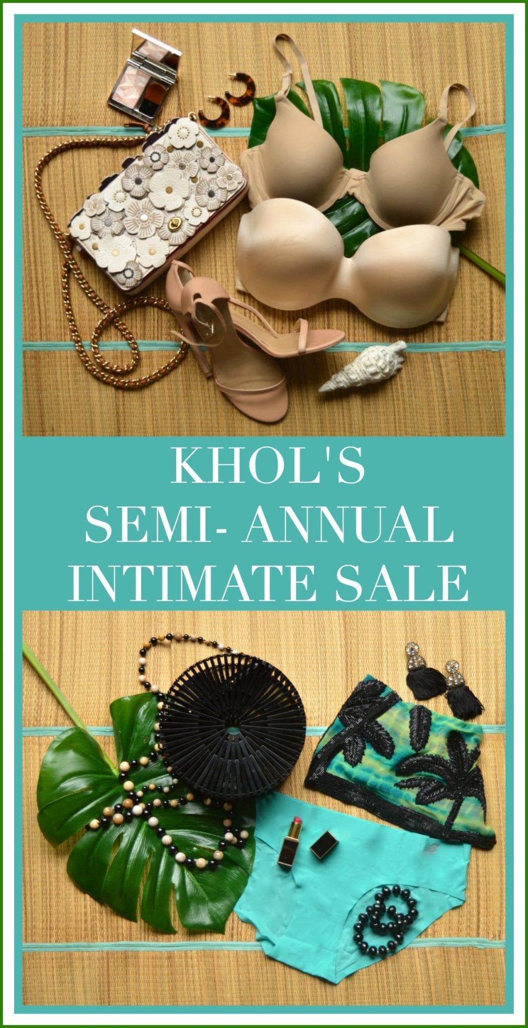 khols, intimates, khols intimate sale