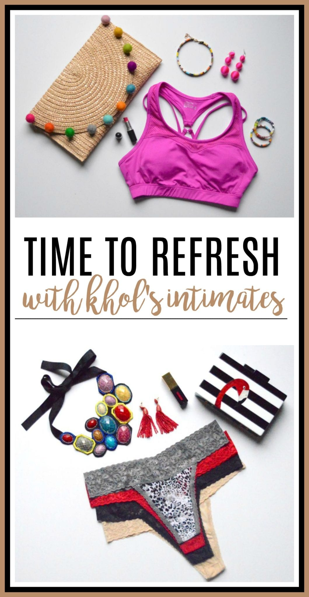 6a097467ebe4 Time To Refresh | Kohl's Semi Annual Intimate Sale 2018 - SheShe Show