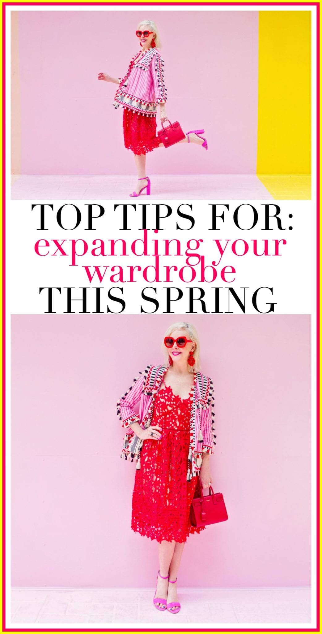 spring dresses, spring outfits, spring dress trends, spring clothing trends, expanding your wardrobe, expanding your closet