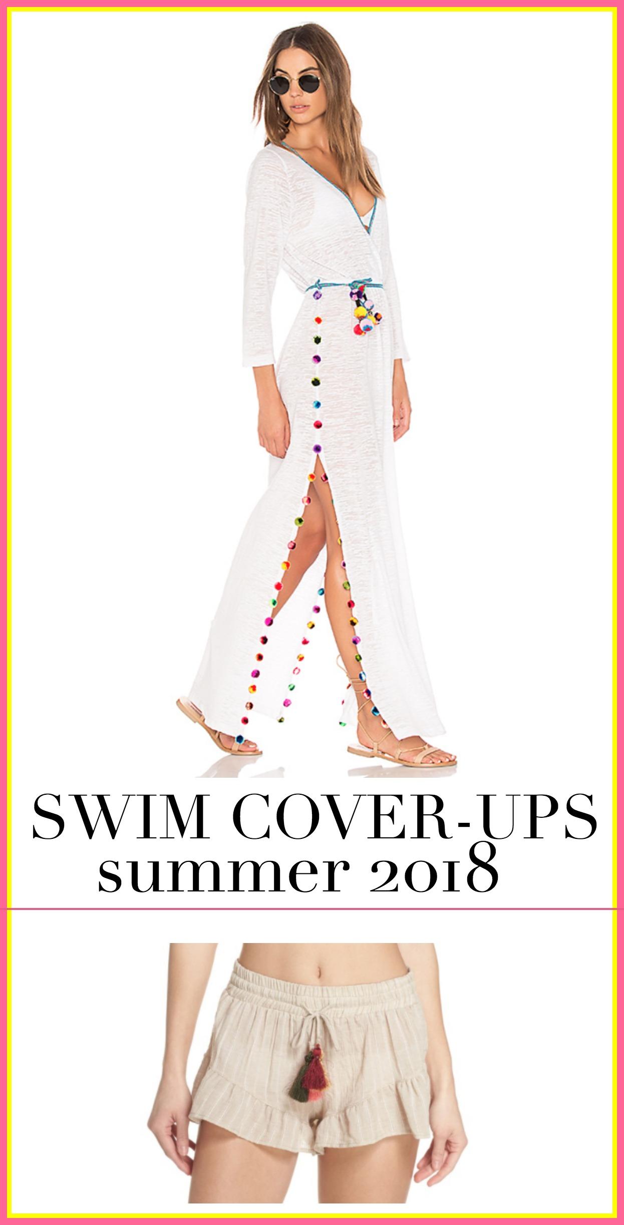 swimwear, swimwear 2018, swimsuit coverups, swim coverups 2018, coverup dresses, coverup pants