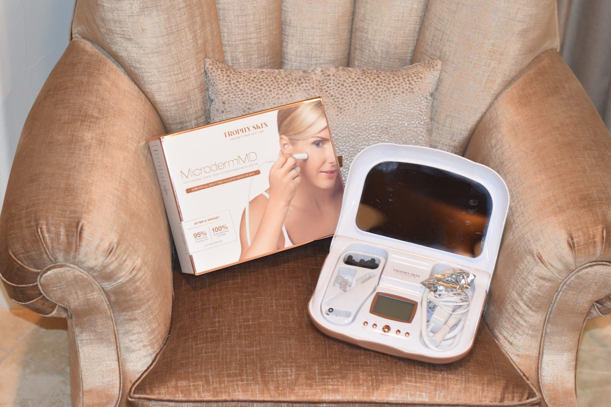 beauty, beauty device, microdermabrasion, home medspa, beauty treatments,