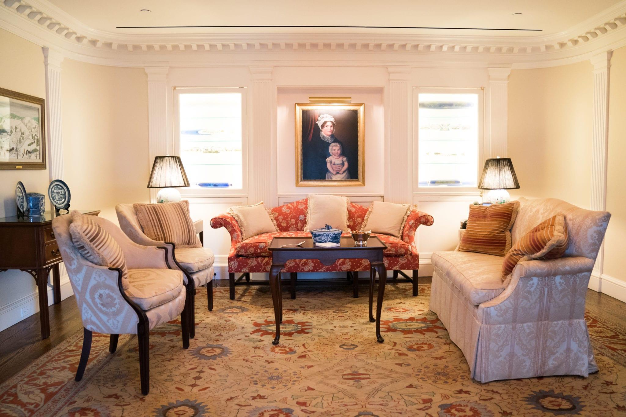 Good Housekeeping Presidents Room