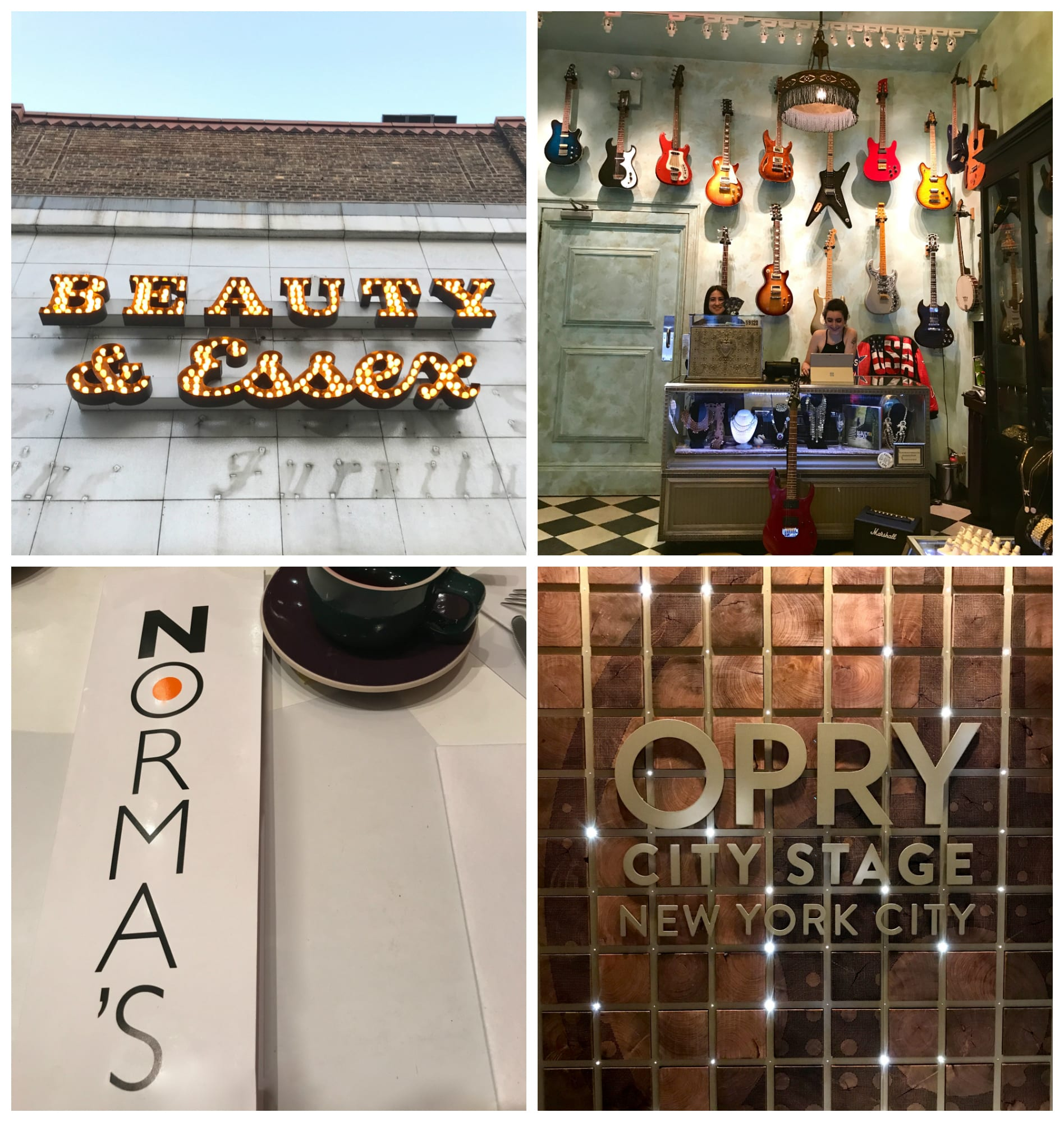 Restaurans, NYC restaurants, Beauty & Essex NYC, Normas NYC, Opry NYC