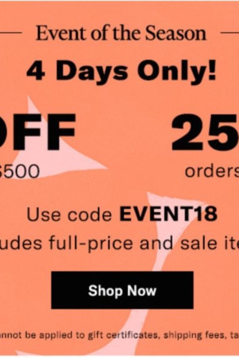 sale, Shopbop, spring sale, spring fashions on sale, discounts,