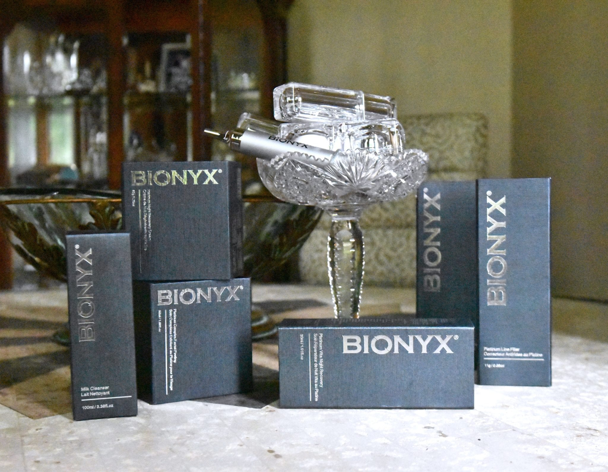 skin care, Bionyx, anti-aging products,