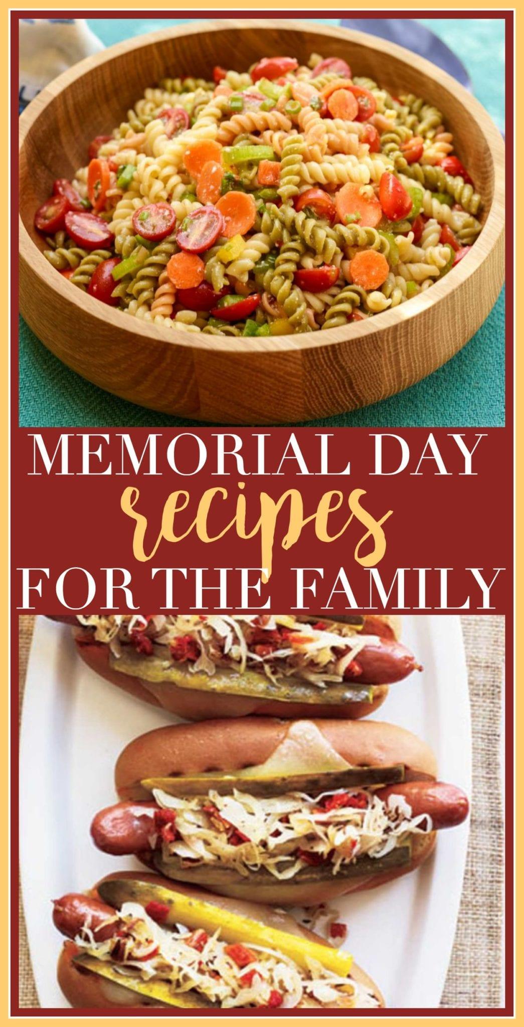 memorial day recipes, memorial day drinks, memorial day games