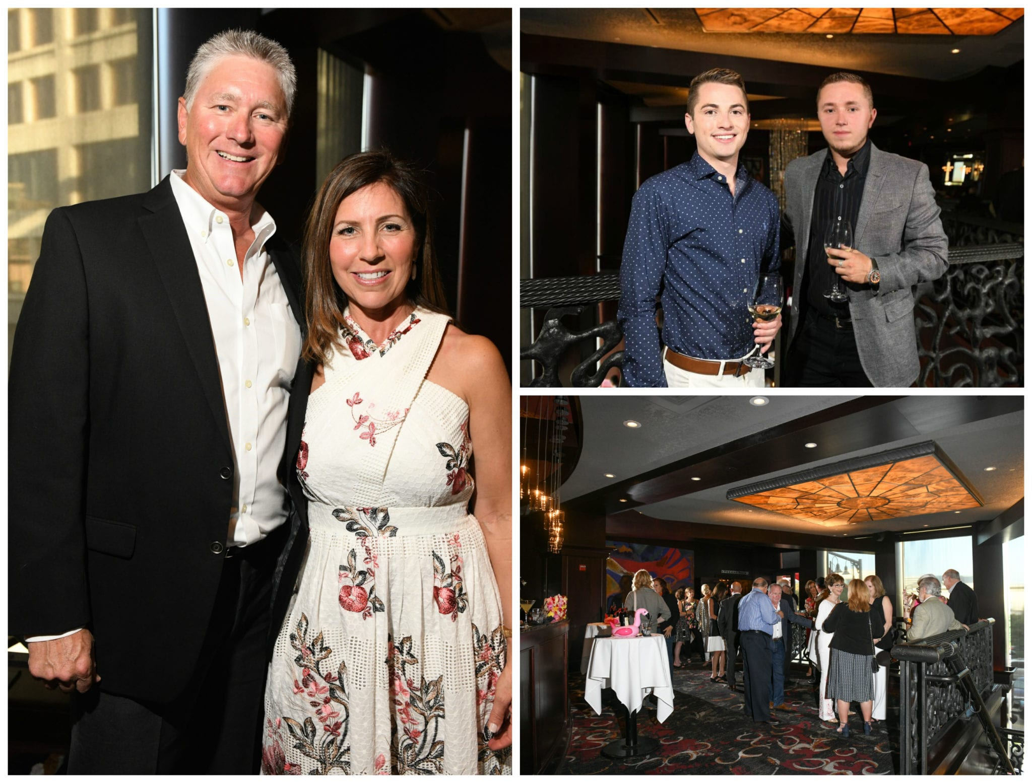 Del Friscos Houston Galleria | Summer Sips Event