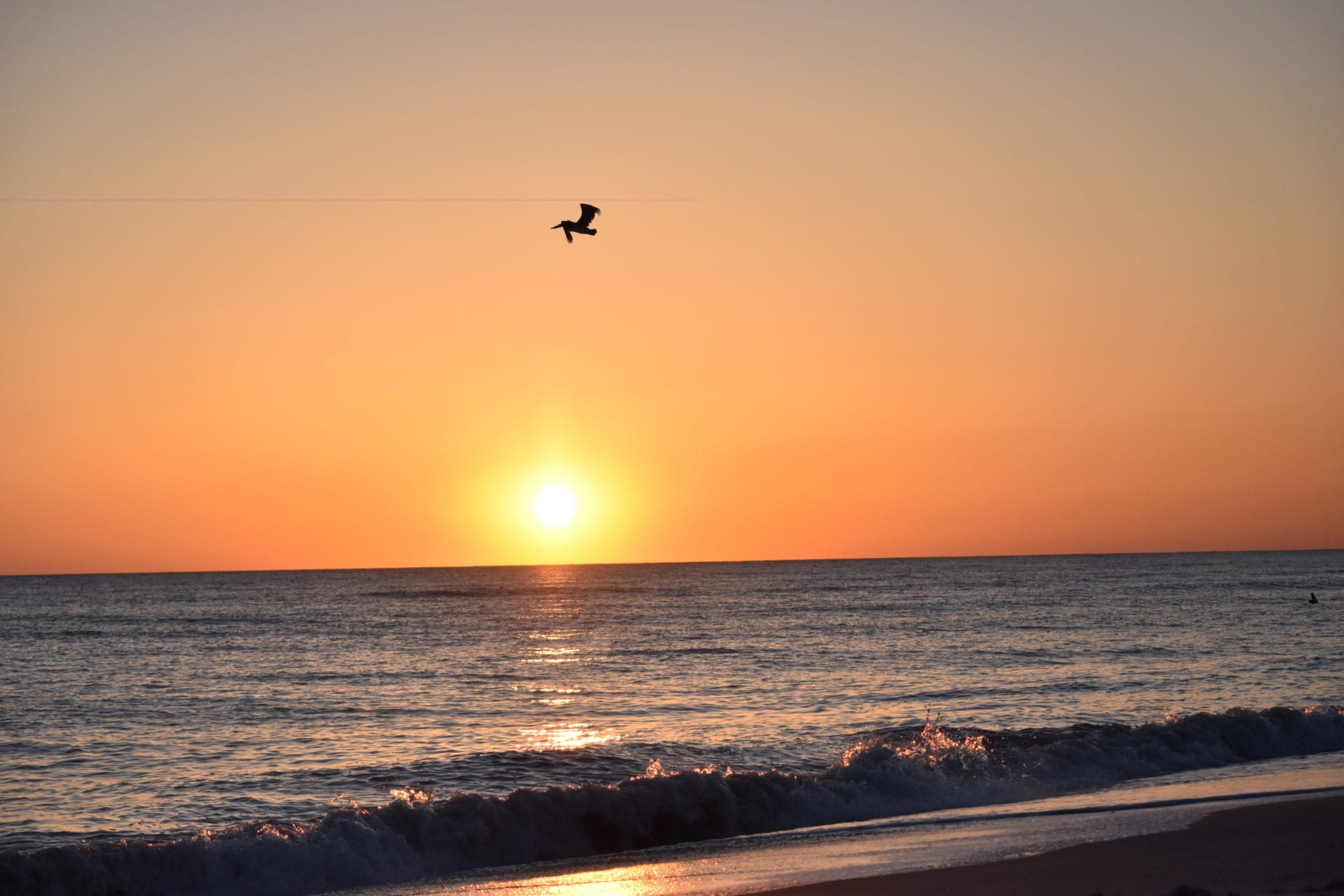 grief, loss of a loved one, beach, sunsets