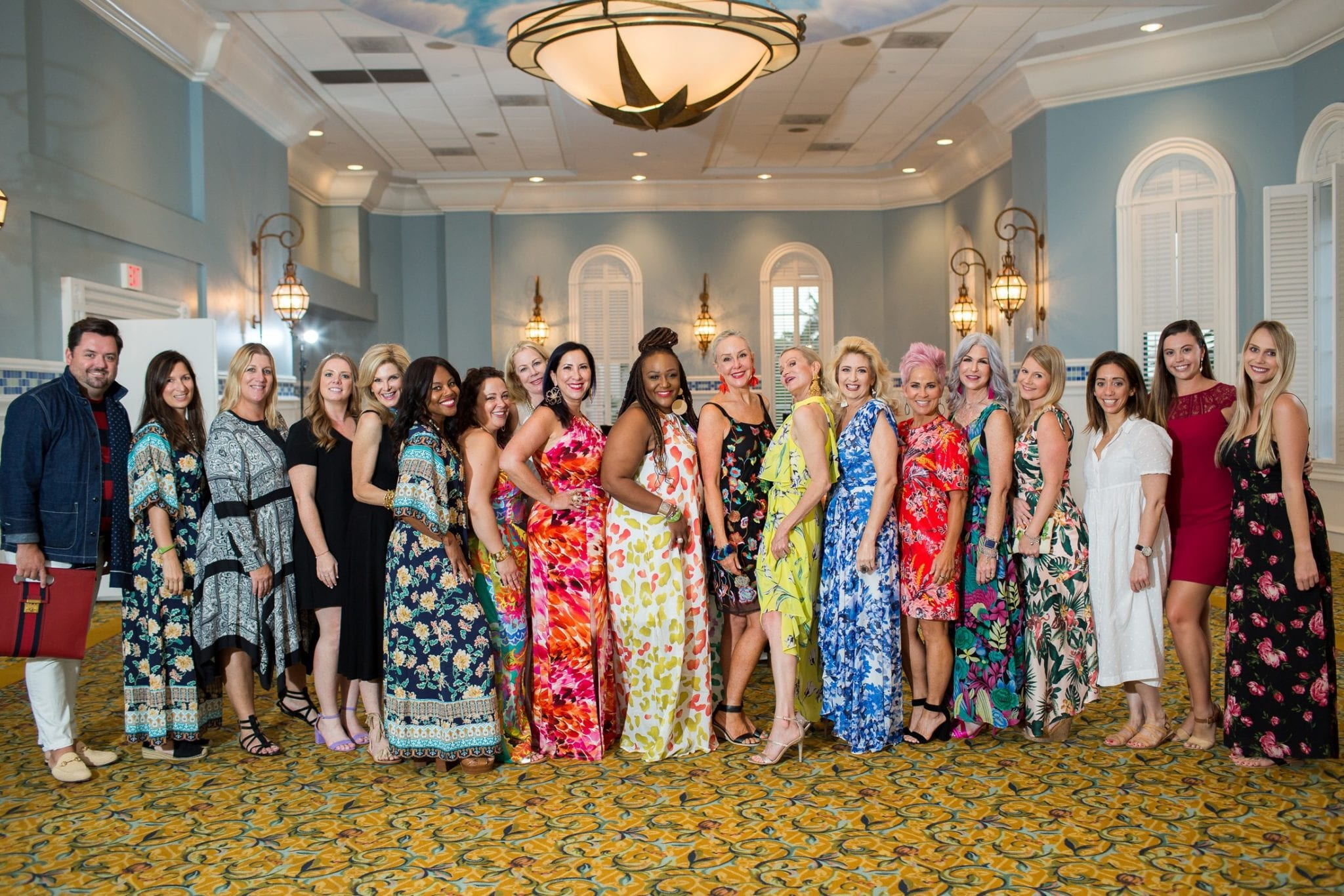 Influencers Celebrating Chico's 35th Anniversary