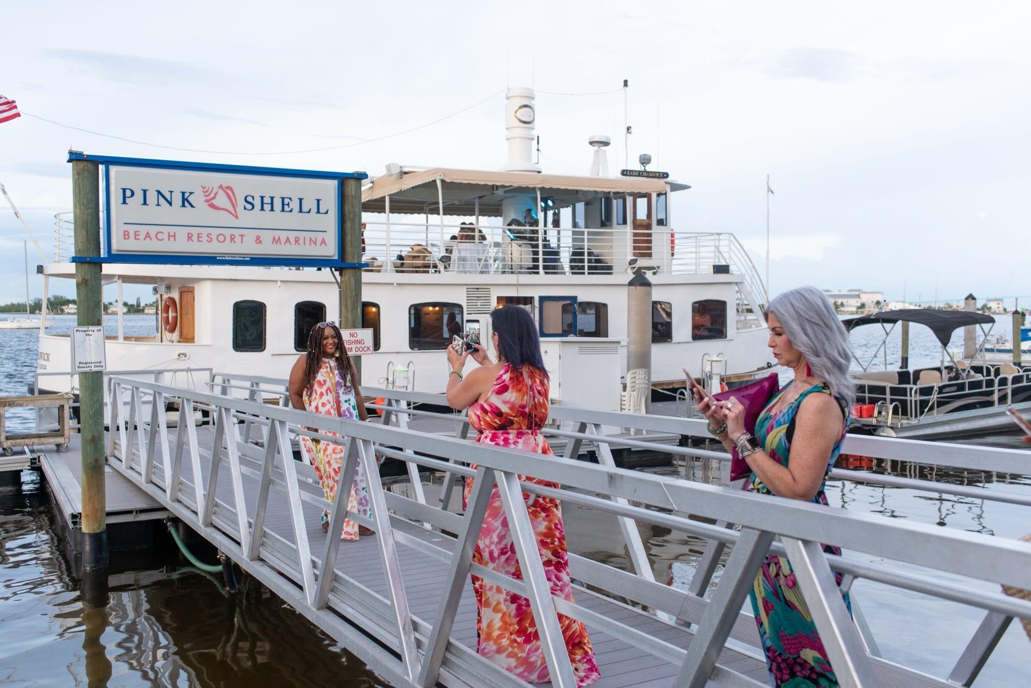 Sunset cruise, Sanibel Island, Fort Meyers Beach,