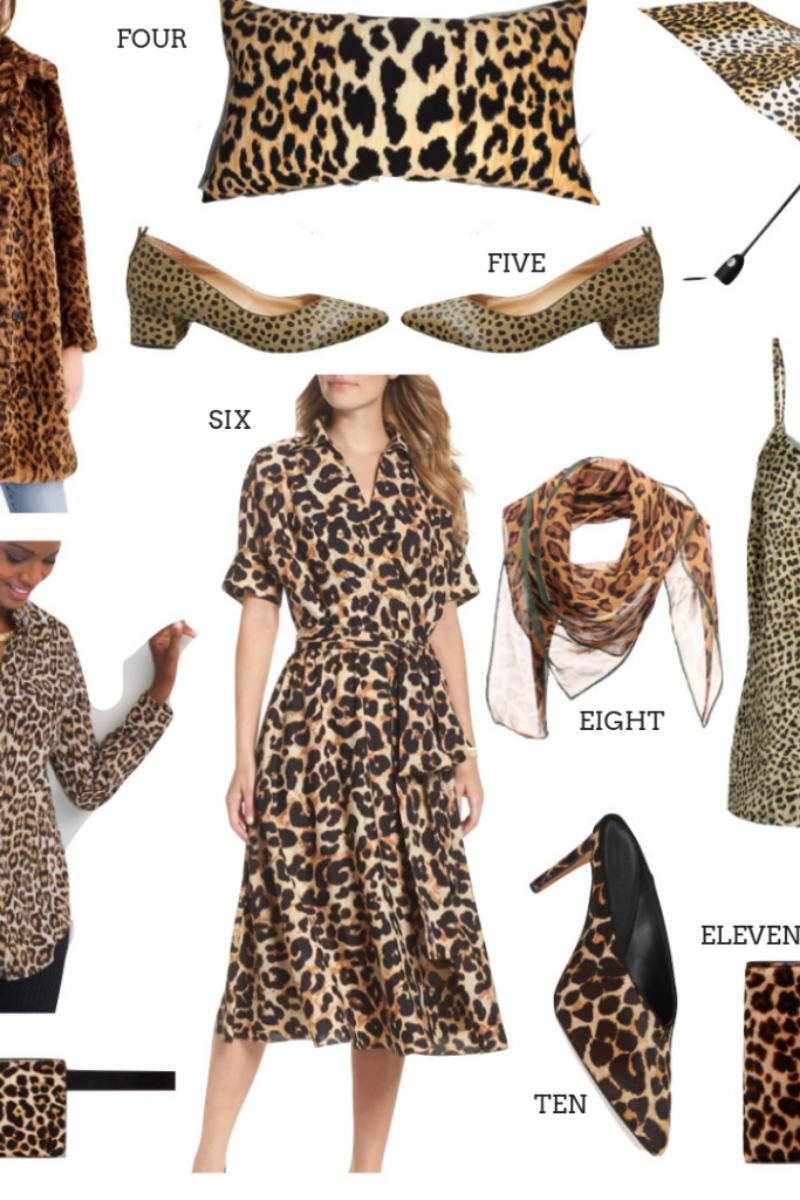 leopard, leopard selections, leopard bags, leopard tops, leopard dresses, leopard shoes