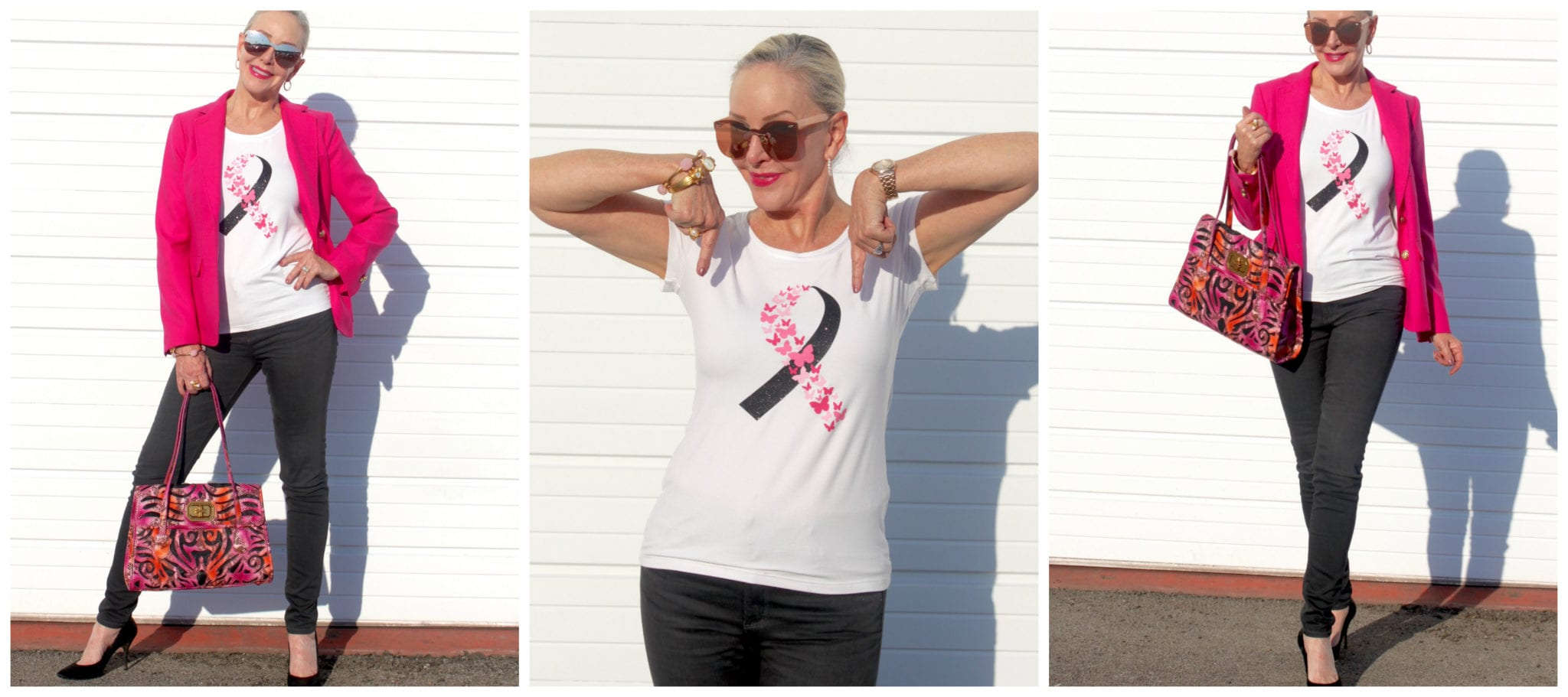 Breast Cancer Awareness, Companies giving to back, pink month, October pink month, pink products