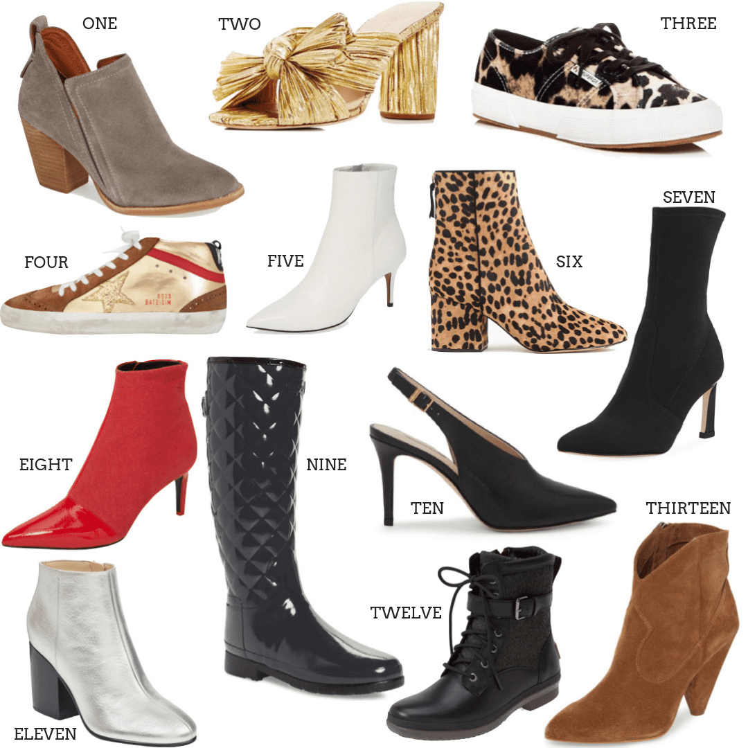 boots, booties, jumpsuit, metallic booties