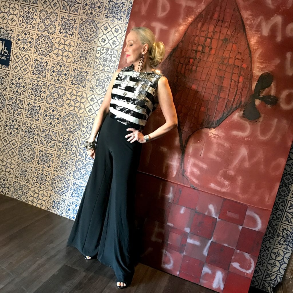 holiday outfits, party dresses, wide leg pants