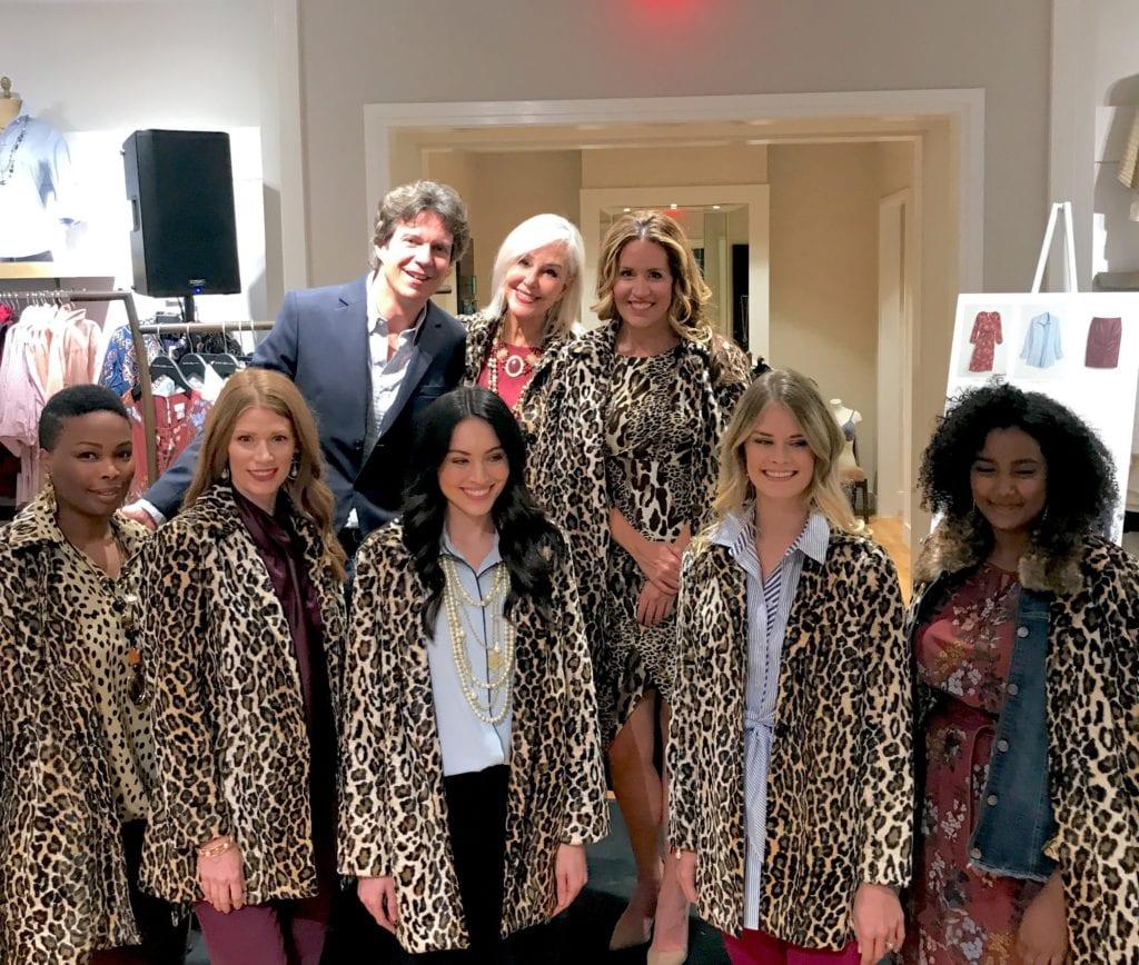 Chico's, Fall fashions, fall style, fall clothes, fall trends, fall sale, Adam Glassman, Leopard jacket, Oprah Magazine team