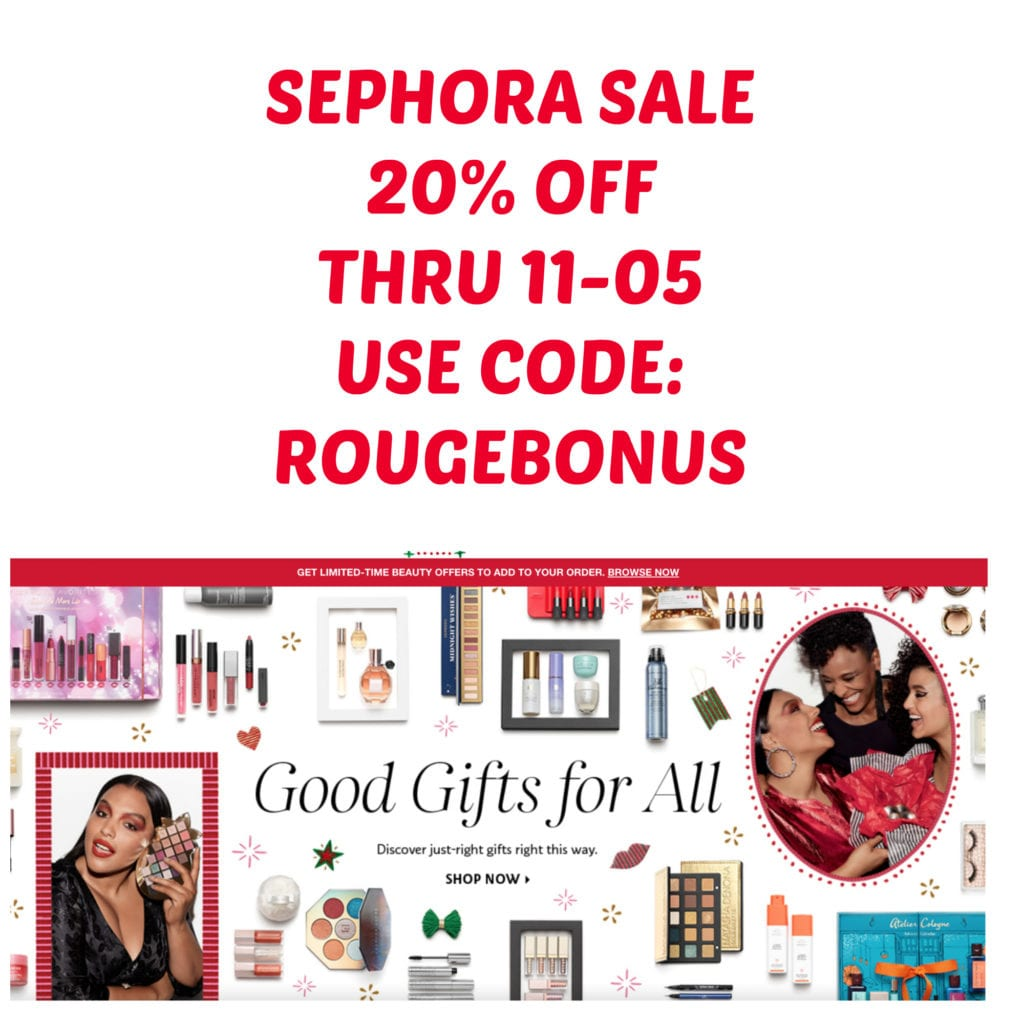 Sephora Sale | Perfect Holiday Gifts - SheShe Show