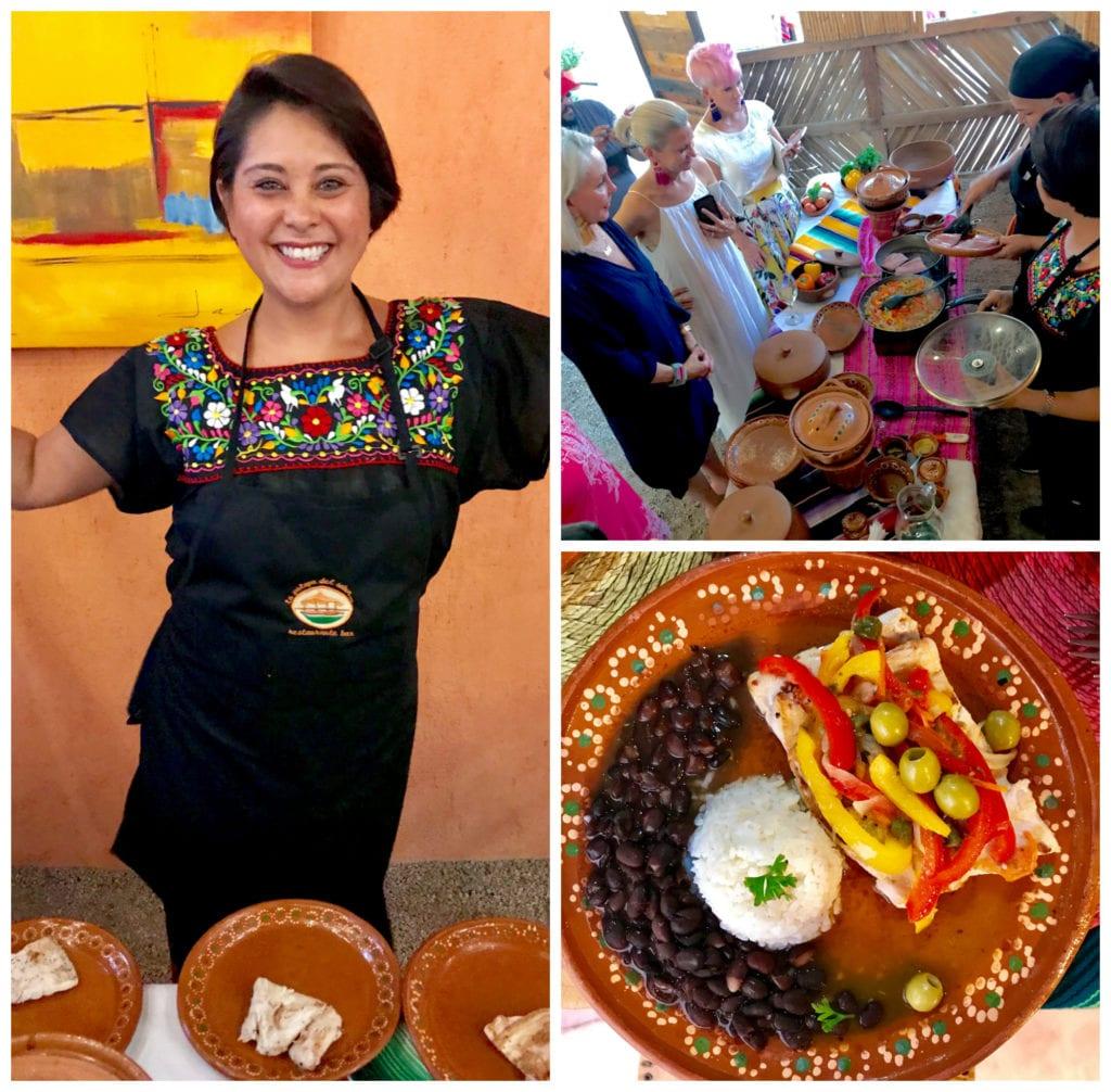 La Palapa del Sabor restaurant, dining in Todos Santos