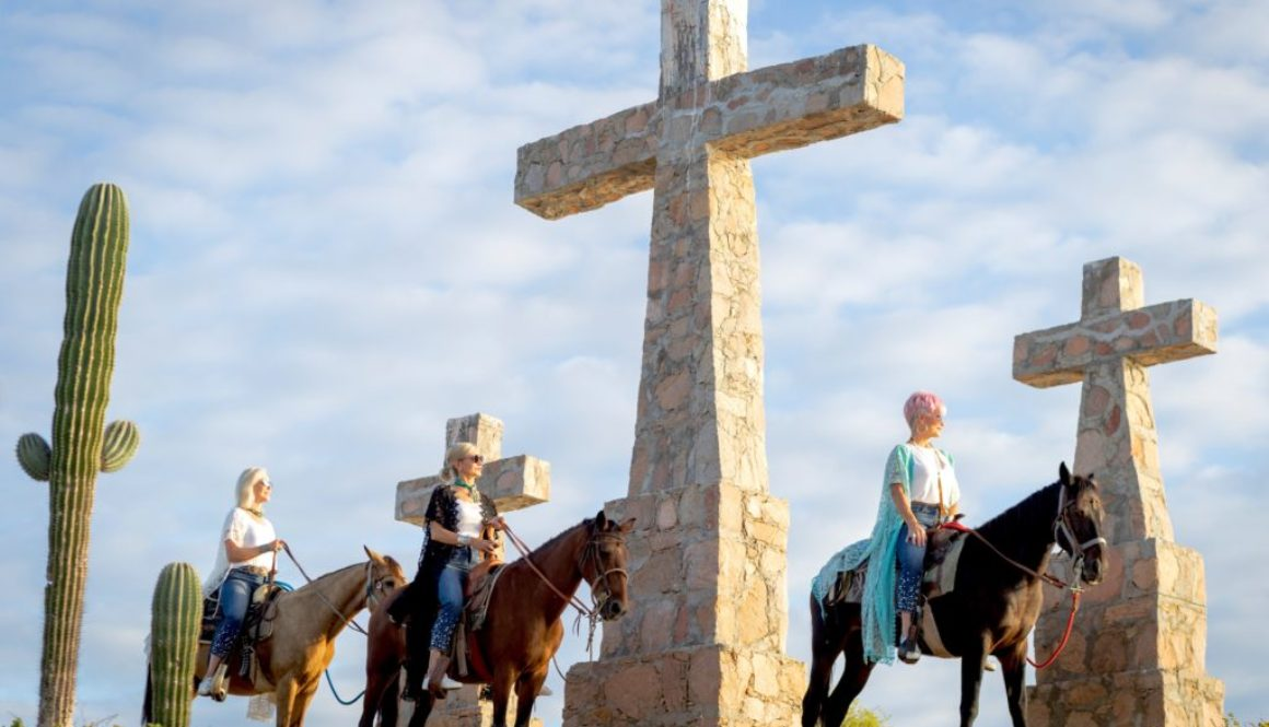 Rancho Las Cruces, Baja destination, luxury resort, Mexico, girls trip, vacation, horseback riding