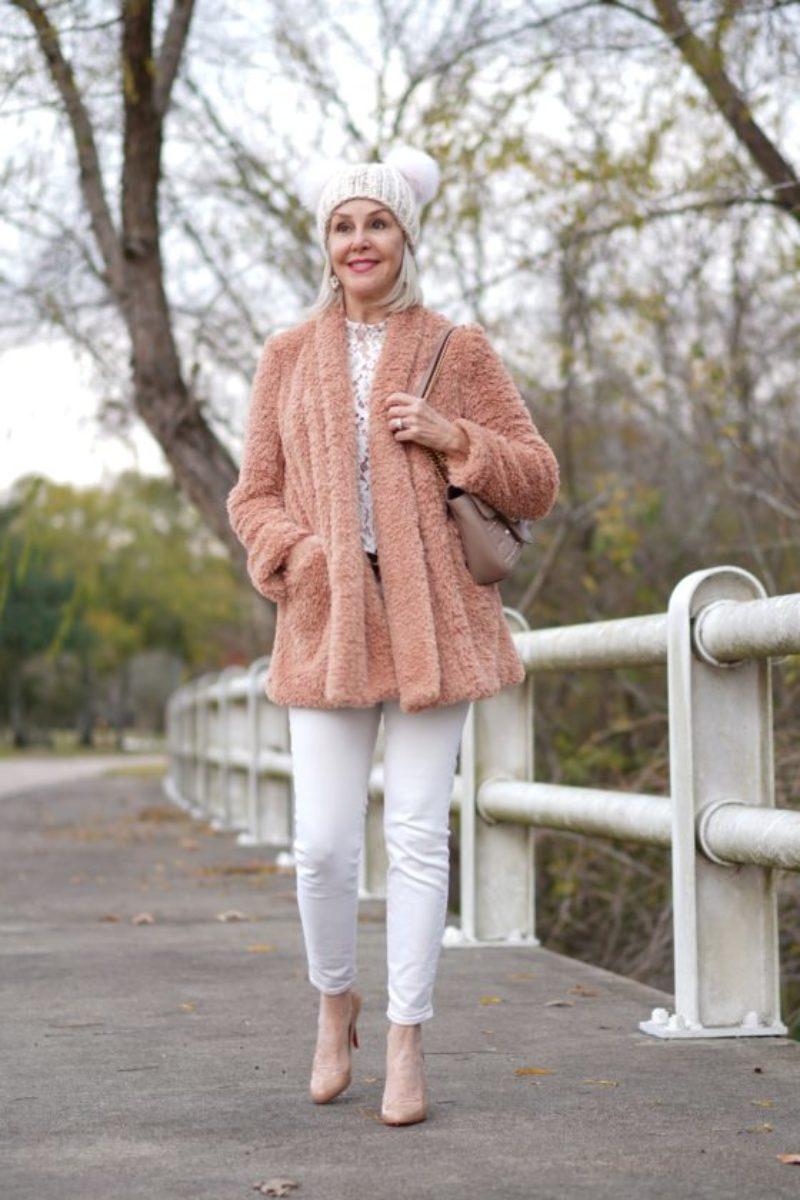 faux fur, teddy coat, winter coats,