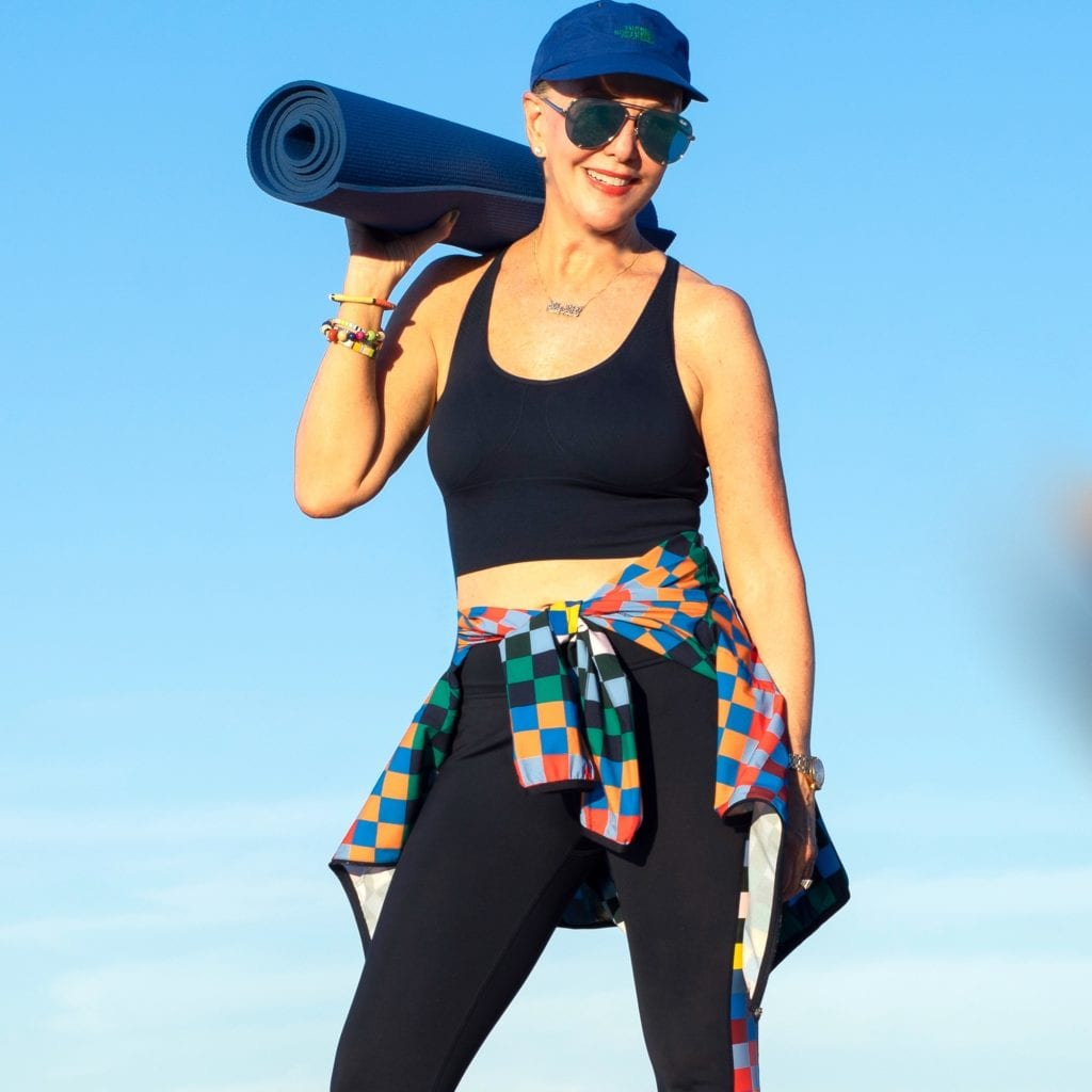 fitness tips, workout clothes, leggings, athleta wear
