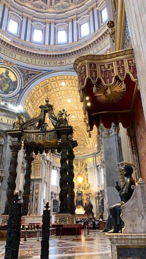 Saint Peter's Basilica Rome, Italy