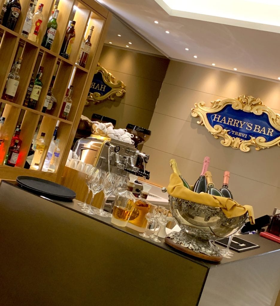 Harry's Bar Treve Bar