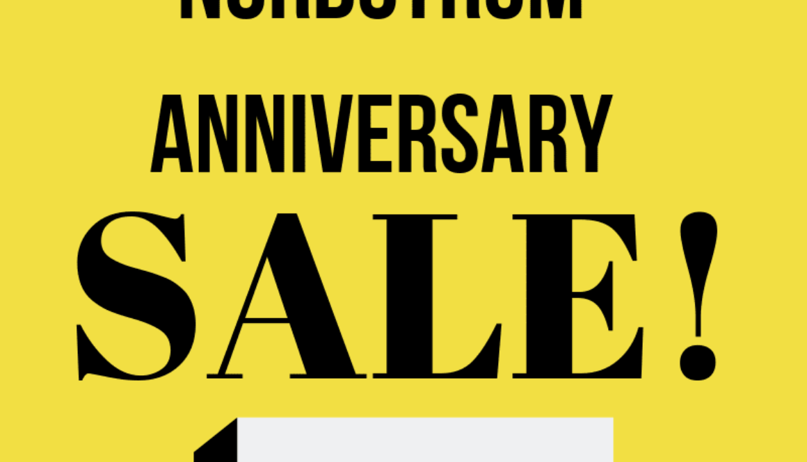 Nordstrom Anniversary  Sale 2019! | What You Need To Know