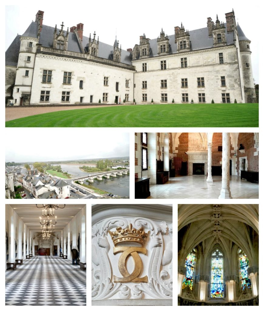 French Chateaux in Loire Valley