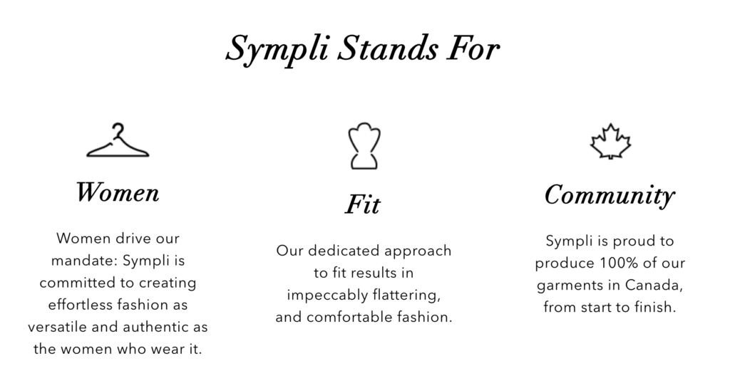 What Sympli stands for