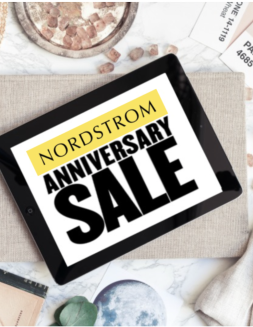 Nordstrom Anniversary Sale Gift Card