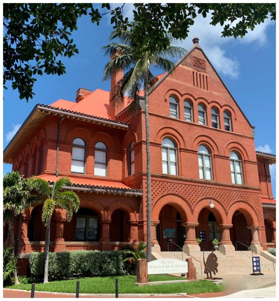 Key West Art Historical Society at The Custom House