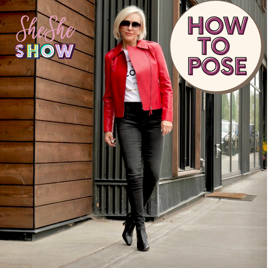 How to pose video cover photo