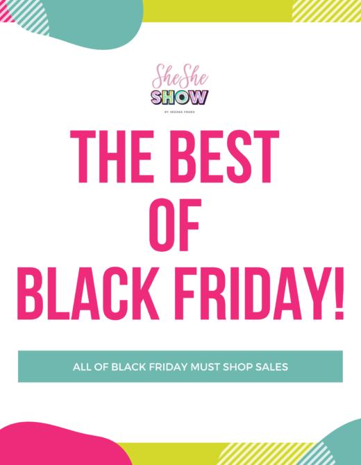 Black Friday Sales ad