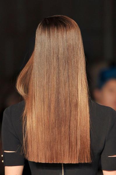 One Length Hair